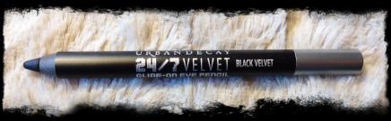 Urban Decay 24/7 Velvet Glide on Eye Pencil