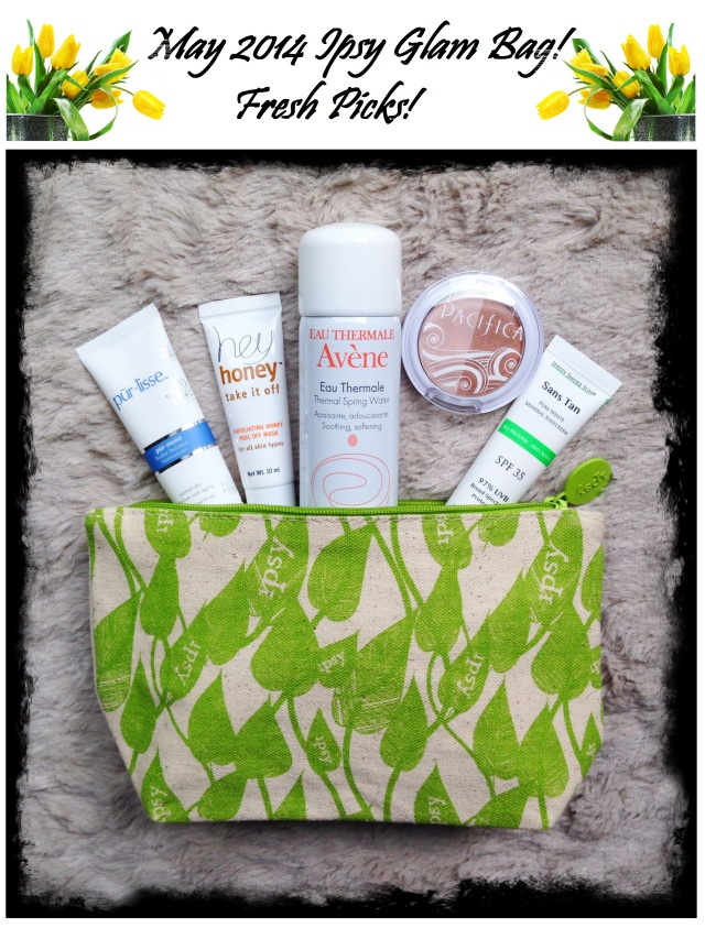 Ipsy Glam Bag May