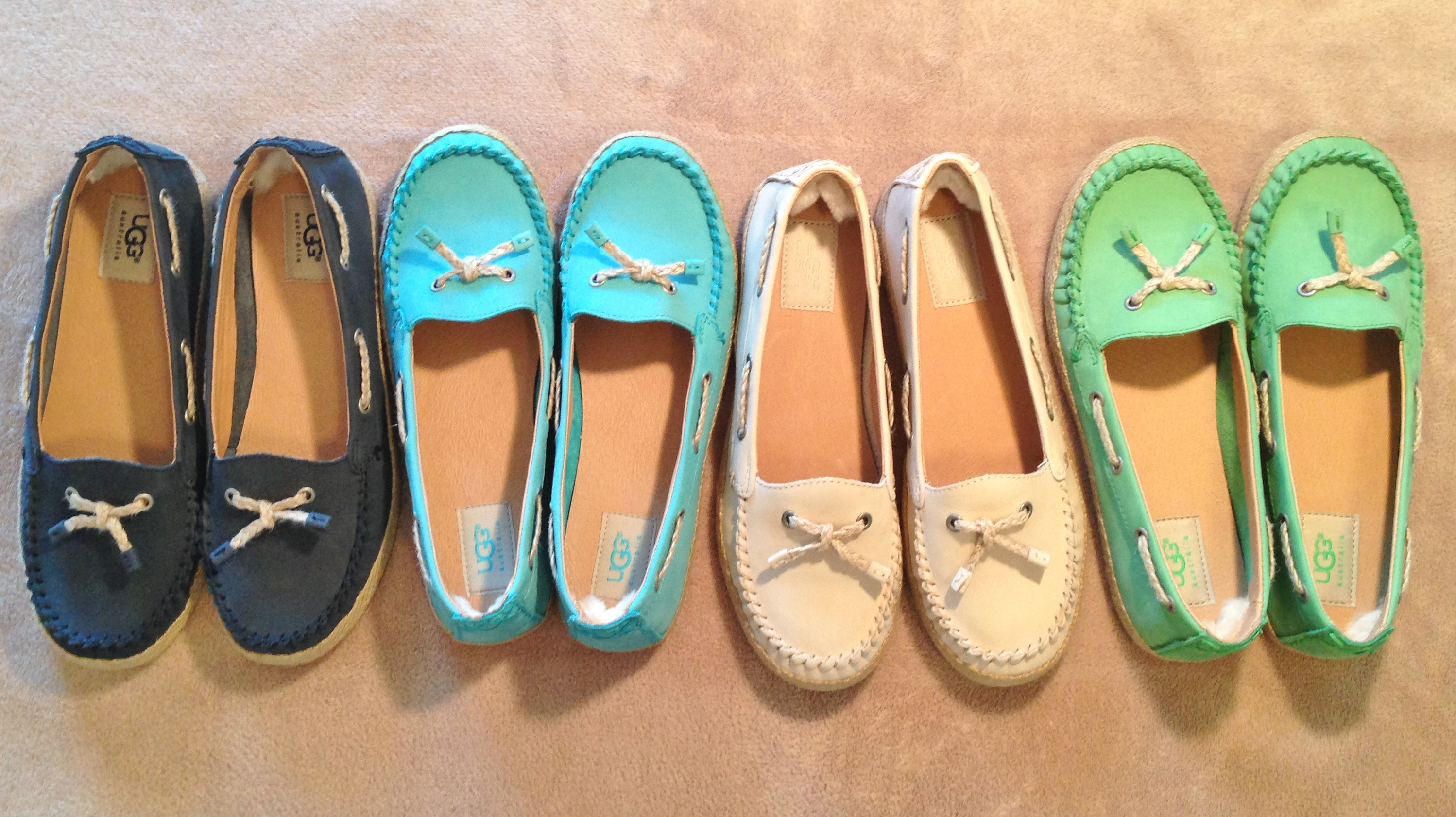 f48df0effe8 My Mother's Day Gift!! ~UGG 'Chivon' Flats | Living Disrobed