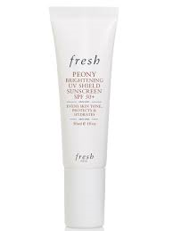 Fresh Peony Sunscreen
