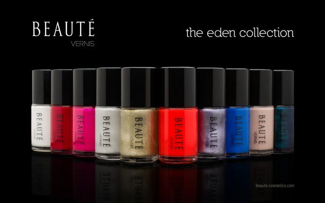 Beauté Vernis - The Eden Collection