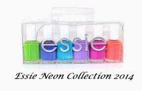 Essie Neon Collection 2014