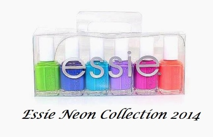 Essie Neon Collection 2014
