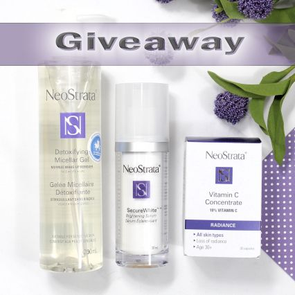 Giveaway NeoStrata