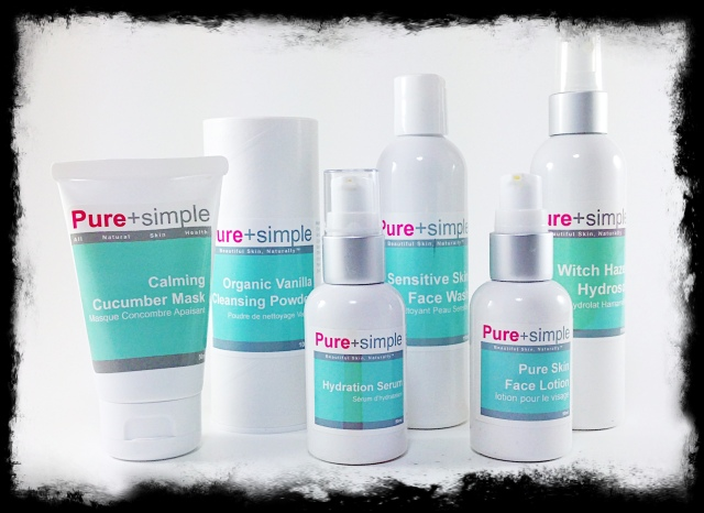 Pure and Simple Natural Skincare