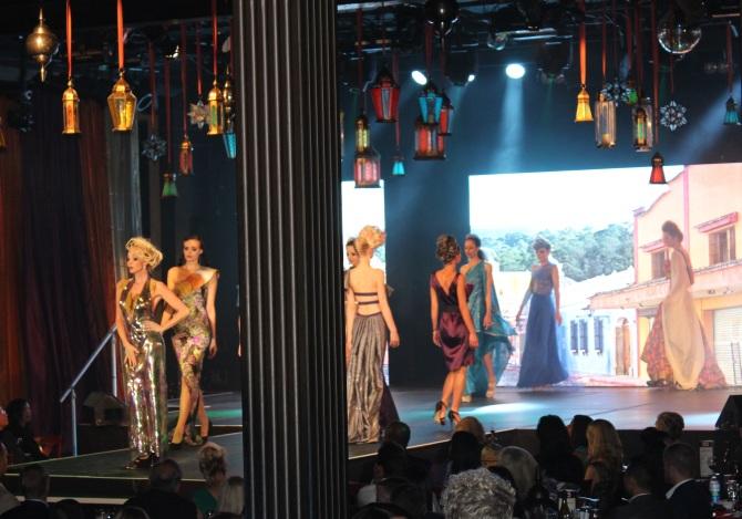 Brilliant Fashion Show 2014 Vancouver
