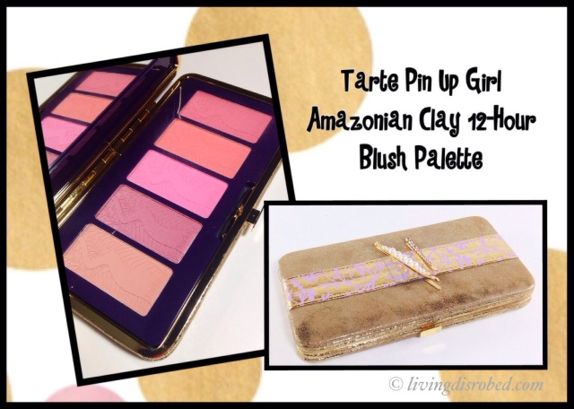 Tarte Pin Up Girl Amazonian Clay Blush Palette