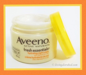 Aveeno Fresh Essentials Night Cream