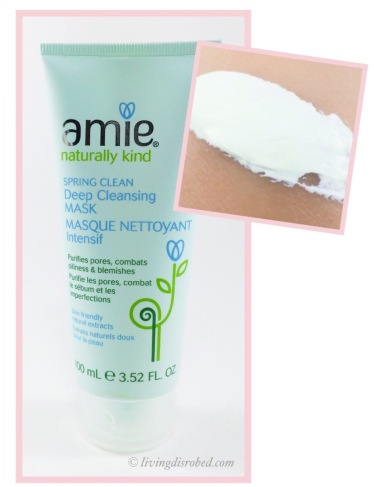 Amie face mask