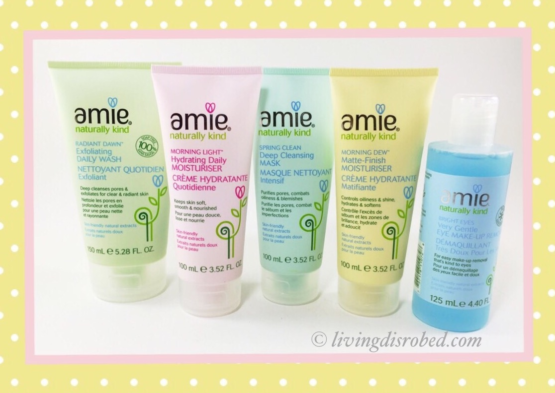 Amie Skincare Review - A Lovely Allure