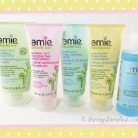 Amie Skincare review and Giveaway!