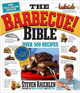 BBQ Cook Book