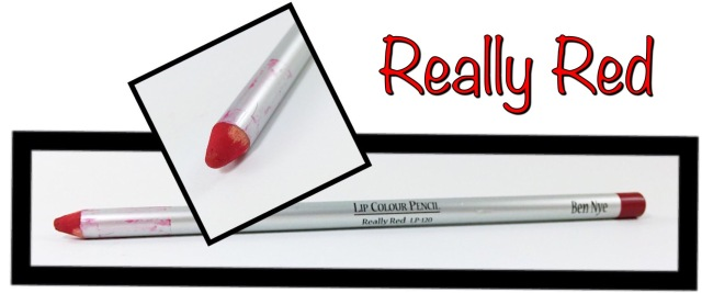 Ben Nye Lip Pencil Really Red