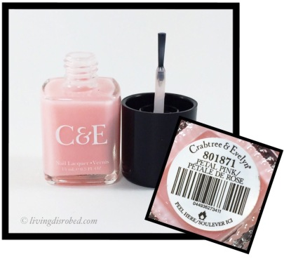 Crabtree and Evelyn Nail Lacquer
