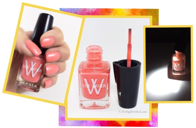 Lise Watier Nail Lacquer Expression
