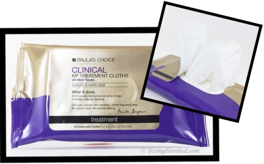 Paulas Choice Clinical KP Treatment Cloths