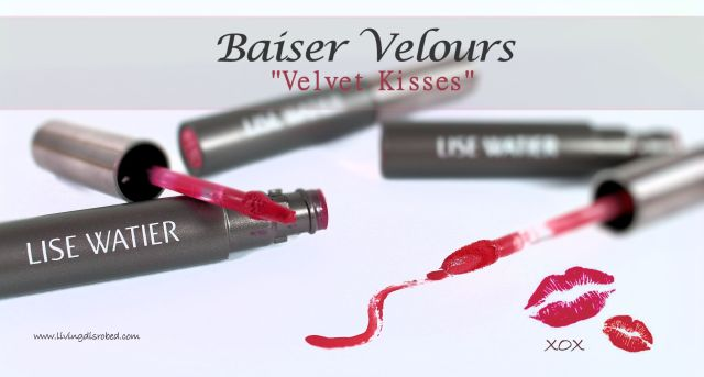 Lise Watier Baiser Velours