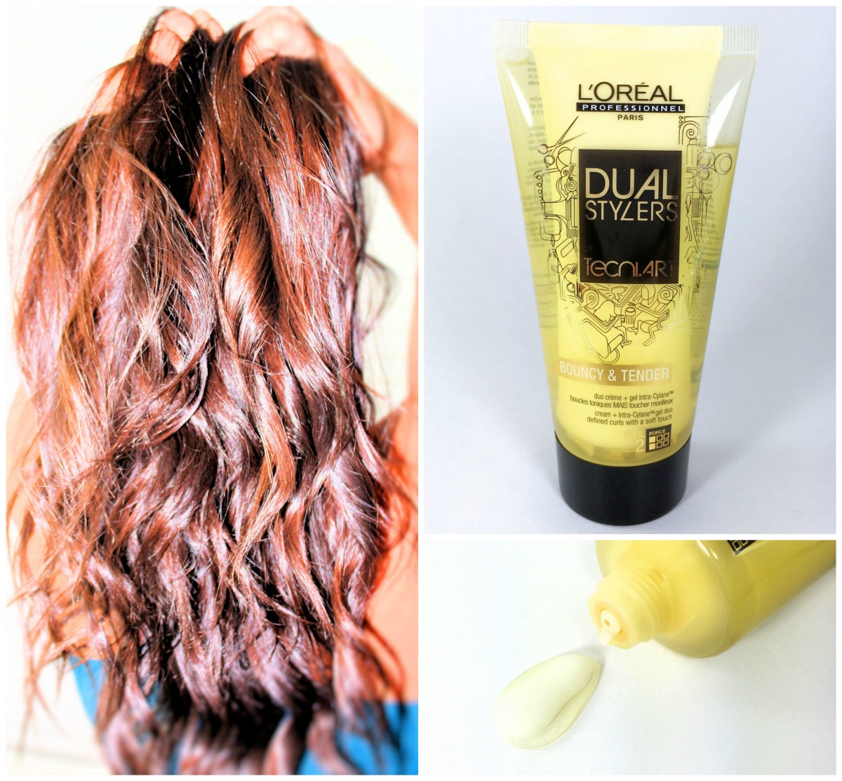 Loreal Dual Stylers Bouncy and Tender