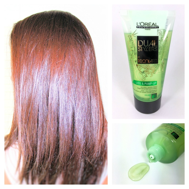 Loreal Dual Stylers Liss and Pump-up