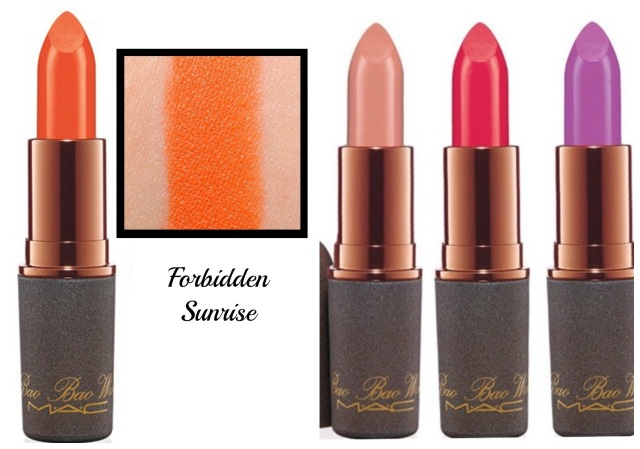 MAC Bao bao Wan Lipstick