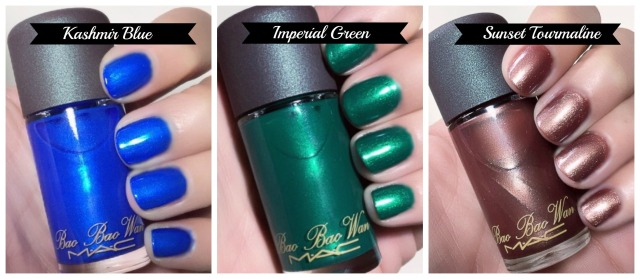MAC Bao Bao Wan NailPolish