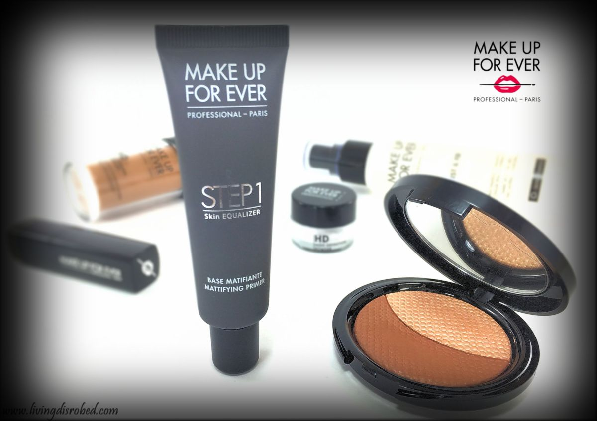 Makeup Forever Skin Equalizer and Pro Sculpting Duo Review