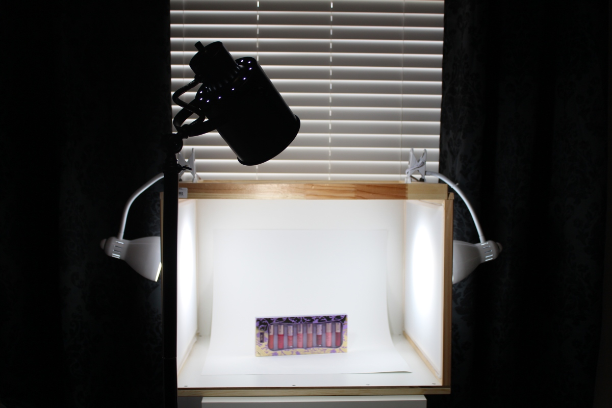 DIY Photo Light Box