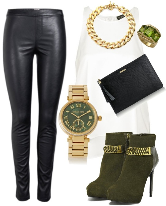 Saint Patricks Day Outfit