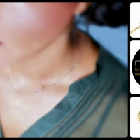 Tips for Picking the Perfect Everyday Necklace! My Favorite: Gold Sideways Key Necklace from Nostalgii