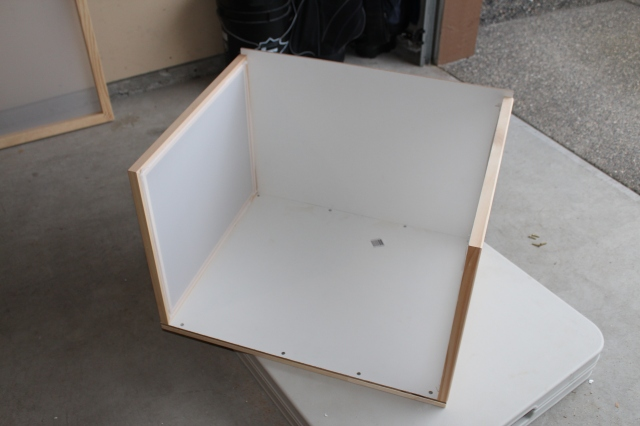 Step by Step DIY photo light box