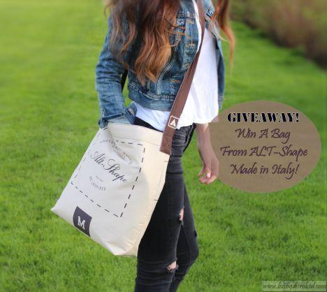 Alt Shape Bag Giveaway