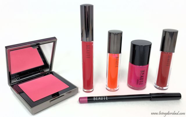 Beaute Cosmetics Giveaway