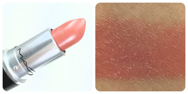 MAC Lipstick Real Redhead