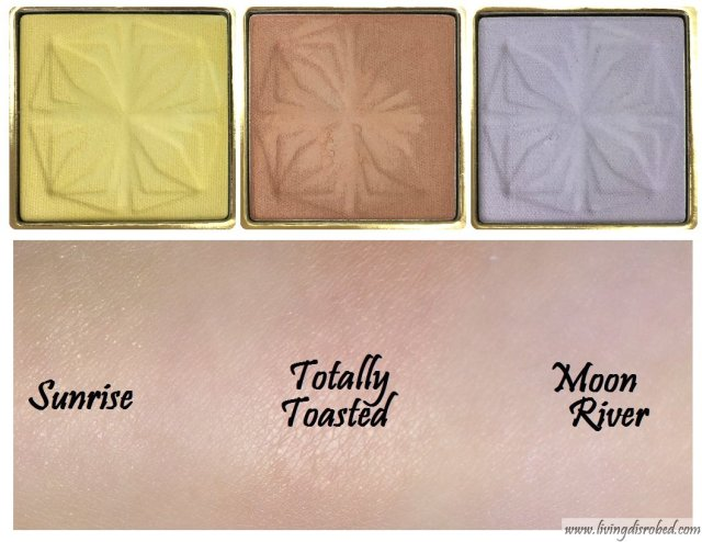 Too Faced Selfie Powder Swatch