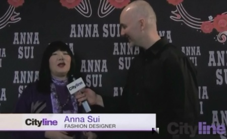 Anna Sui Interview