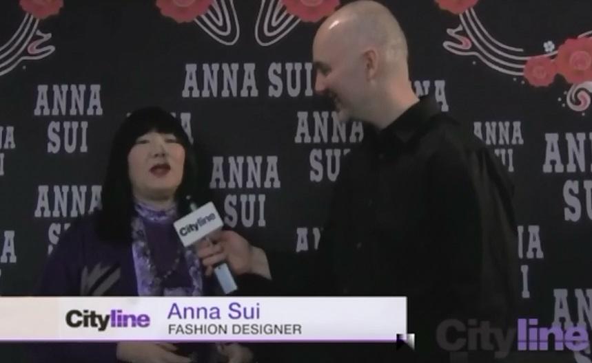 Anna Sui Interview