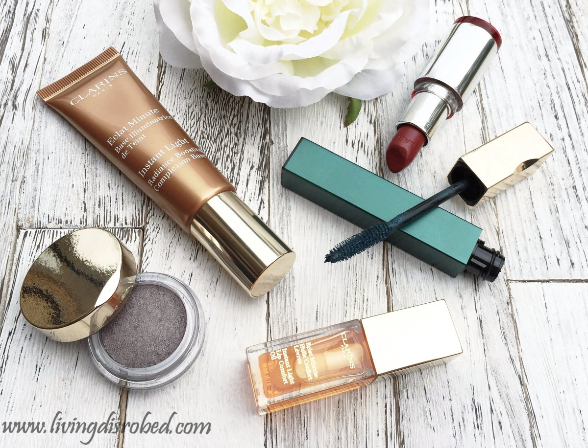 Clarins Aquatic Treasure Collection ~ Review and Swatches
