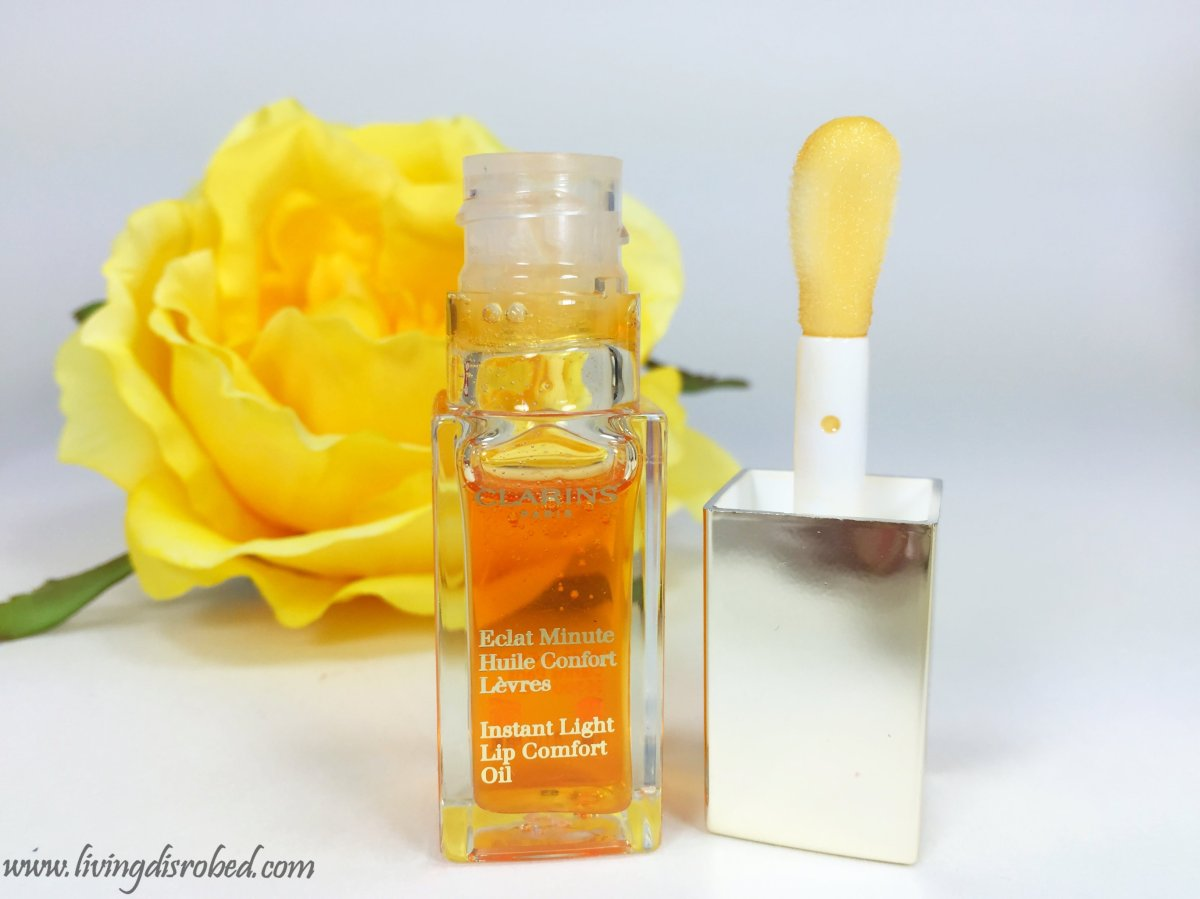 Clarins Instant Light comfort oil