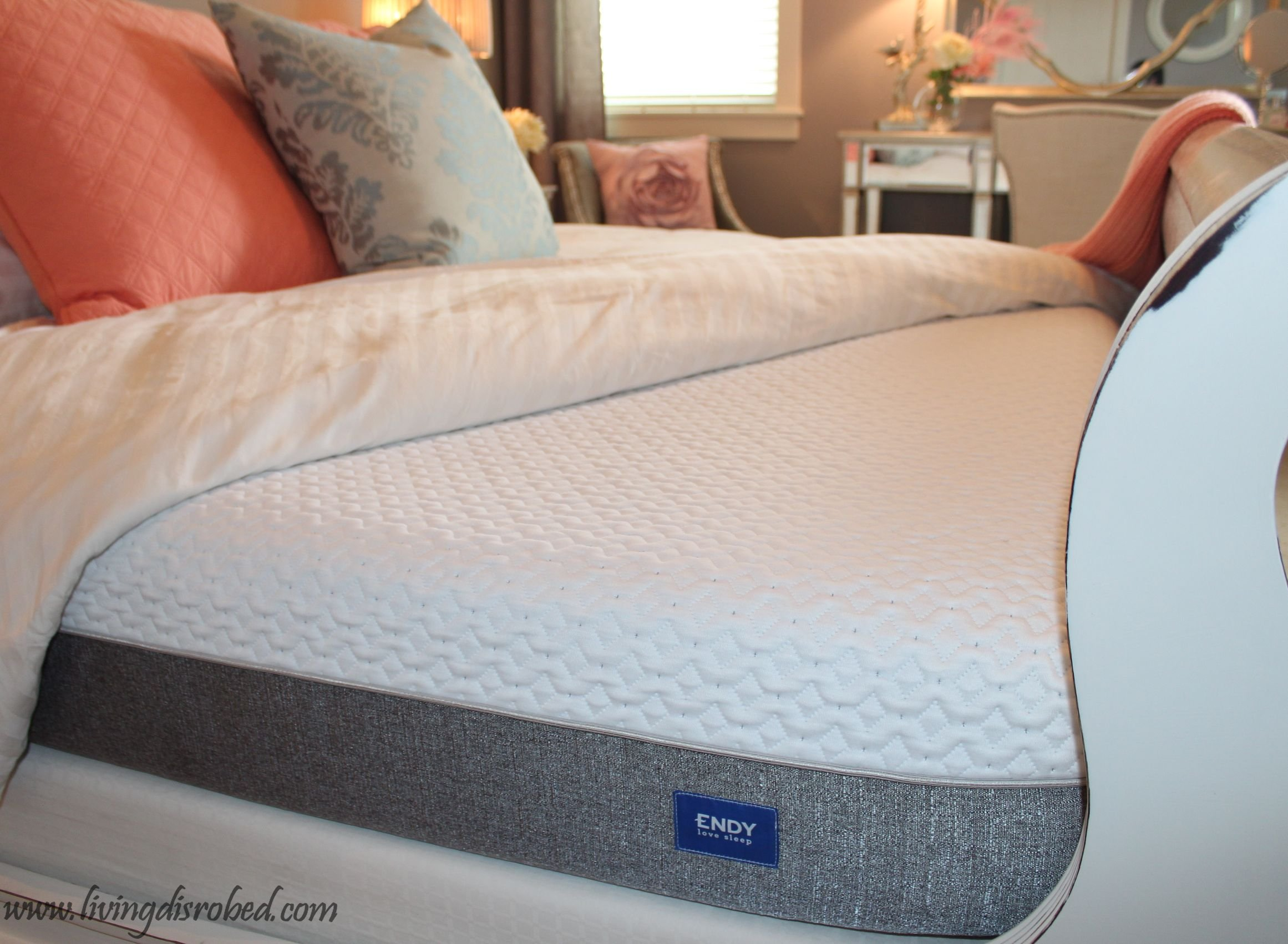gel foam memory vibe reviews mattress cheap hack sleep to review
