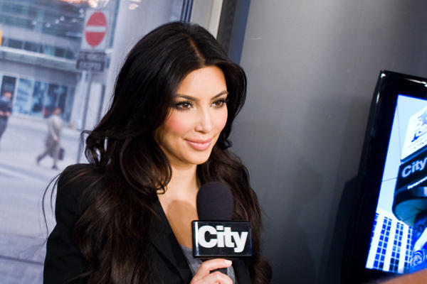 Kim Kardashian Interview