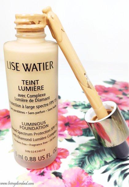 Lise Watier Luminous Foundation