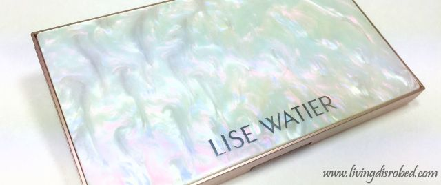 Lise Watier Palette Rivages Eyeshadows Review