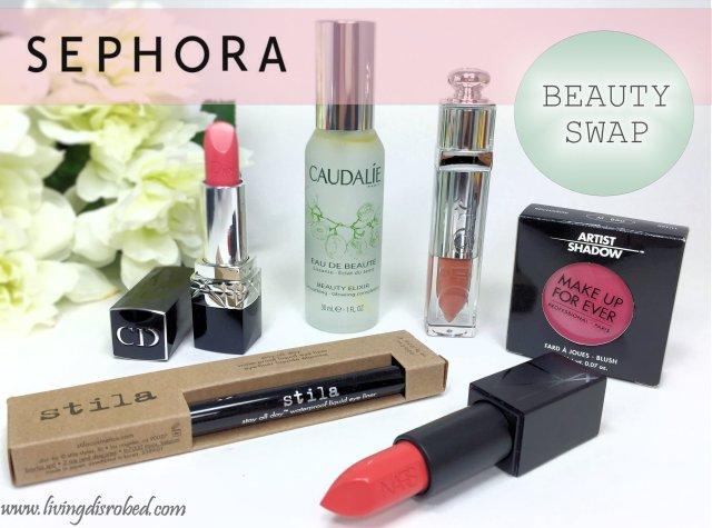 Sephora Summer Makeup Swap