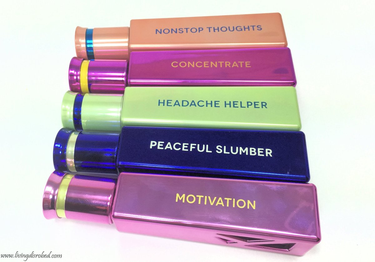 Tazeka Aromatherapy Review Rollerball