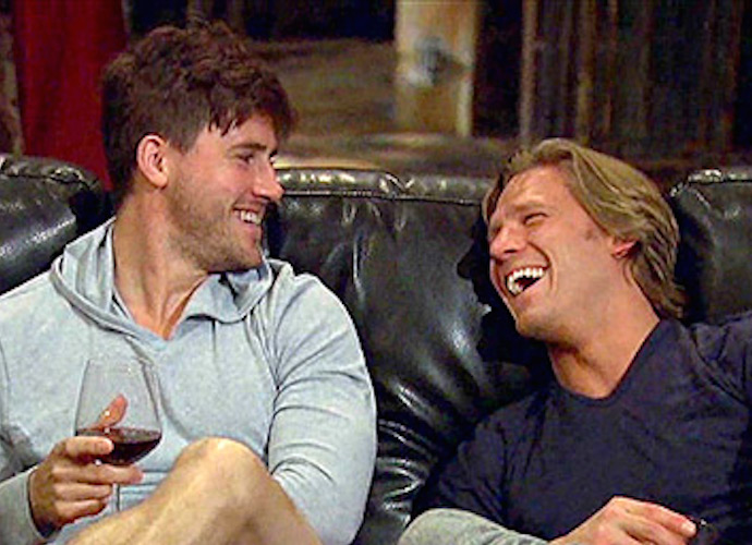 Clint and JJs Bromance on the bachelor