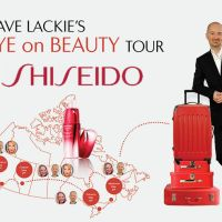 Shiseido Eye on Beauty Tour VIP Dinner Vancouver!