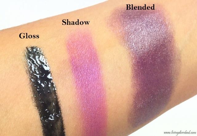 How to wear black Lipstick gloss