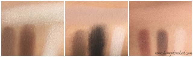 Kat Von D Shade And Light Eye Contour Palette Swatches