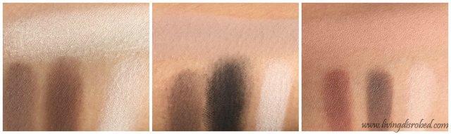 Kat Von D Shade And Light Eye Contour Palette Swatches