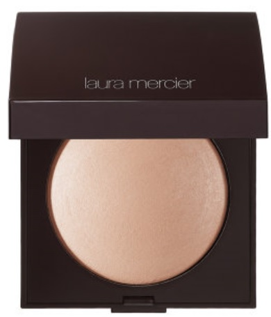 Laura Mercier Matte Radiance Baked Powder Compact - Highlight 01 golden nude